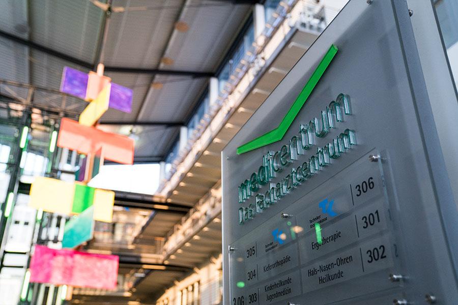 medicentrum – größtes Facharztzentrum in NRW