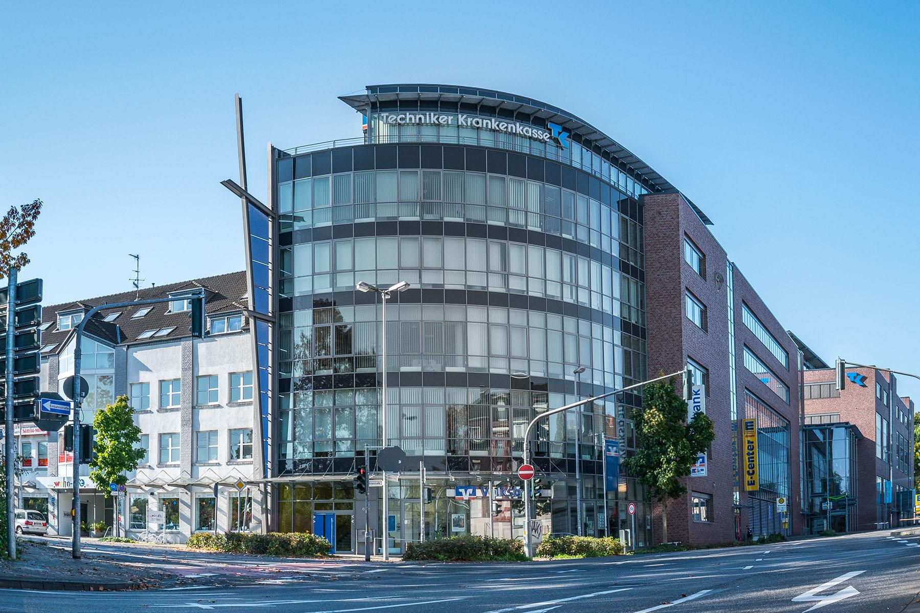 medicentrum - Das Facharztzentrum in Mönchengladbach Rheydt